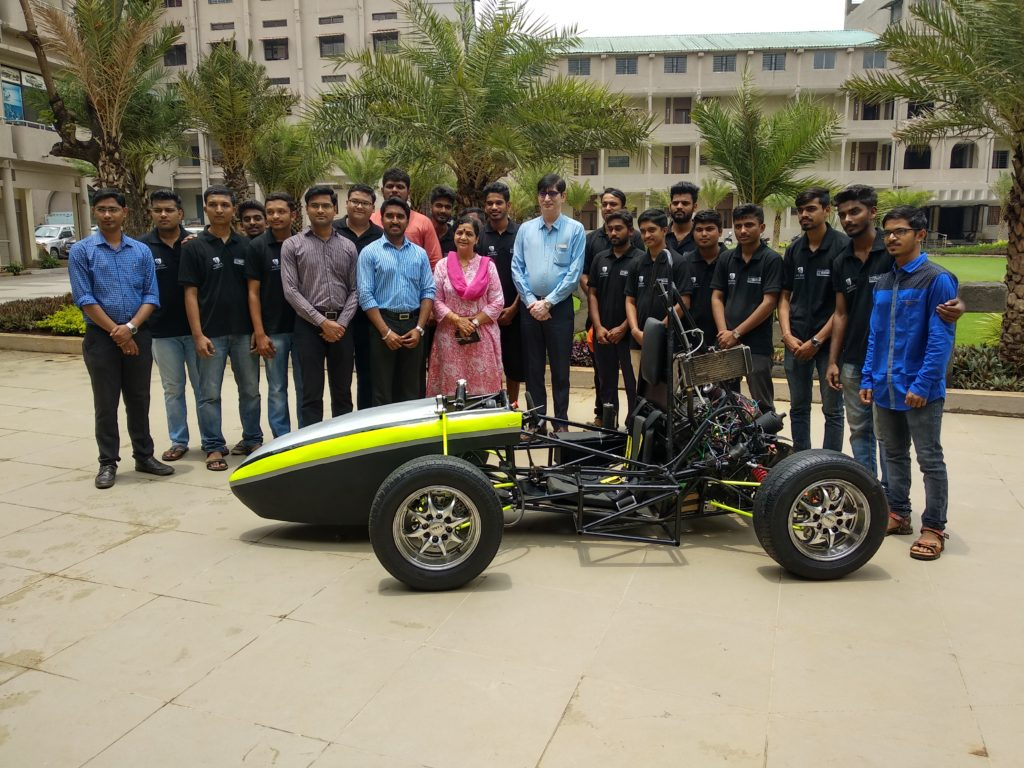 Formula Bharat Held in Kari Motor Speedway at coimbatore