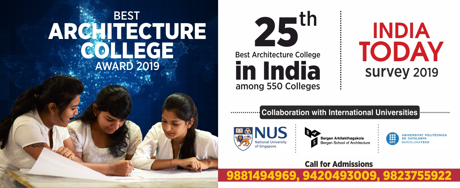 D Y Patil Architecture College India Today