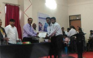 1st Prize NIRMITI 2K19