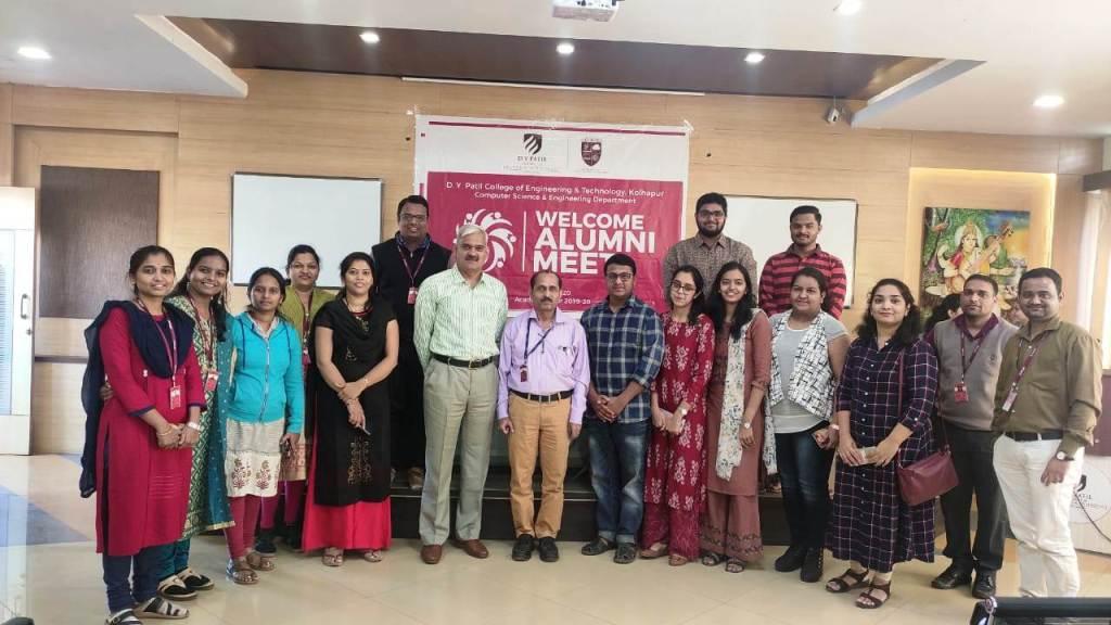 Alumni Visit