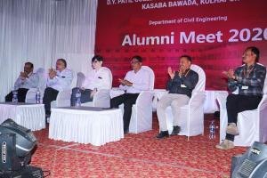 Civil Alumni Meet 2020