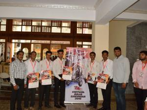 SAE-Baja-team-Participating-in-Virtual-Baja-Compettion-at-Bangalore